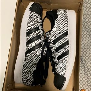 Adidas Superstar Snake Pack size 10